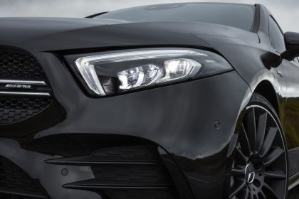 2020 Mercedes-AMG A 35 4Matic saloon - UK version 31