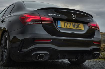 2020 Mercedes-AMG A 35 4Matic saloon - UK version 33
