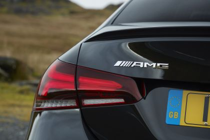 2020 Mercedes-AMG A 35 4Matic saloon - UK version 34