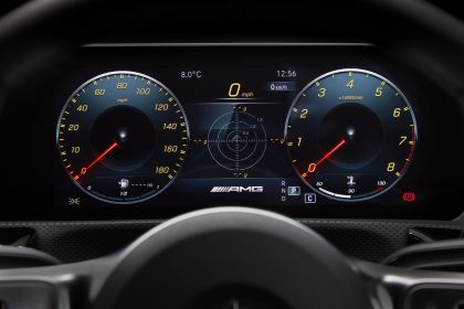 2020 Mercedes-AMG A 35 4Matic saloon - UK version 45