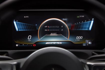 2020 Mercedes-AMG A 35 4Matic saloon - UK version 49