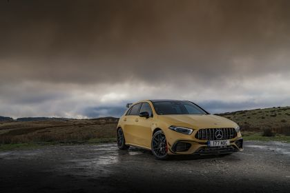 2020 Mercedes-AMG A 45 S 4Matic+ - UK version 1