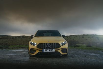 2020 Mercedes-AMG A 45 S 4Matic+ - UK version 4