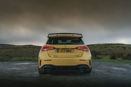 2020 Mercedes-AMG A 45 S 4Matic+ - UK version 5