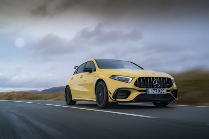 2020 Mercedes-AMG A 45 S 4Matic+ - UK version 7