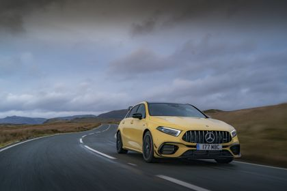 2020 Mercedes-AMG A 45 S 4Matic+ - UK version 8