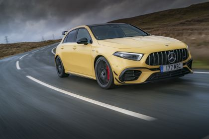 2020 Mercedes-AMG A 45 S 4Matic+ - UK version 10