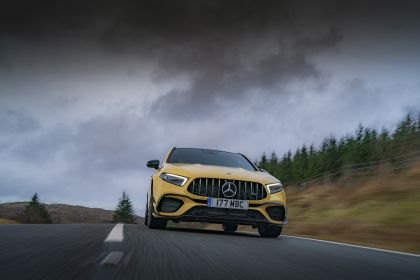 2020 Mercedes-AMG A 45 S 4Matic+ - UK version 12