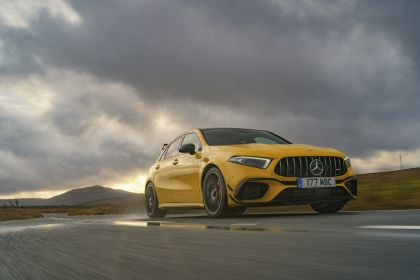 2020 Mercedes-AMG A 45 S 4Matic+ - UK version 13