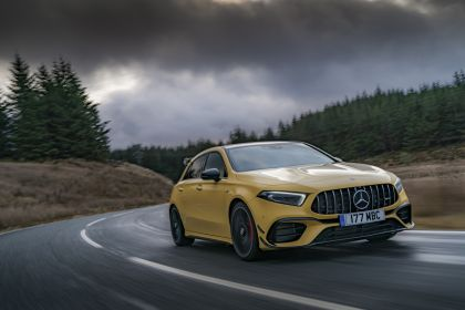 2020 Mercedes-AMG A 45 S 4Matic+ - UK version 15