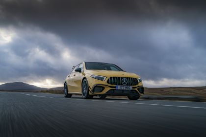 2020 Mercedes-AMG A 45 S 4Matic+ - UK version 16