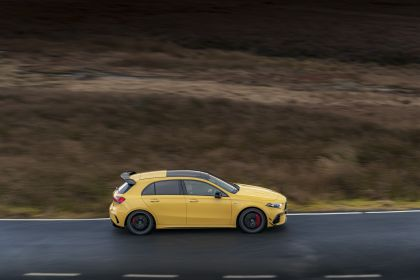 2020 Mercedes-AMG A 45 S 4Matic+ - UK version 18