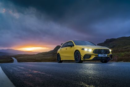 2020 Mercedes-AMG A 45 S 4Matic+ - UK version 22