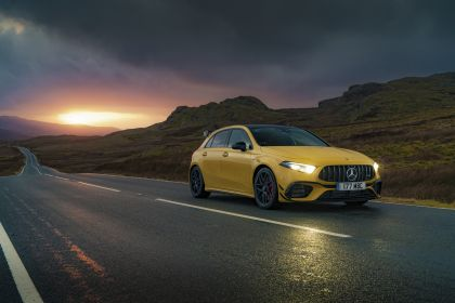 2020 Mercedes-AMG A 45 S 4Matic+ - UK version 23