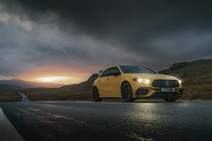 2020 Mercedes-AMG A 45 S 4Matic+ - UK version 24