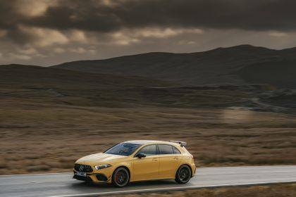 2020 Mercedes-AMG A 45 S 4Matic+ - UK version 30