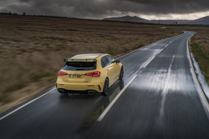 2020 Mercedes-AMG A 45 S 4Matic+ - UK version 33