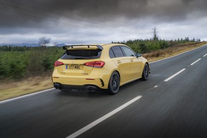 2020 Mercedes-AMG A 45 S 4Matic+ - UK version 35