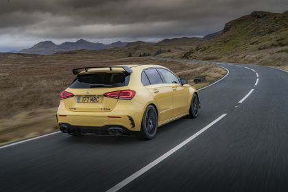 2020 Mercedes-AMG A 45 S 4Matic+ - UK version 36