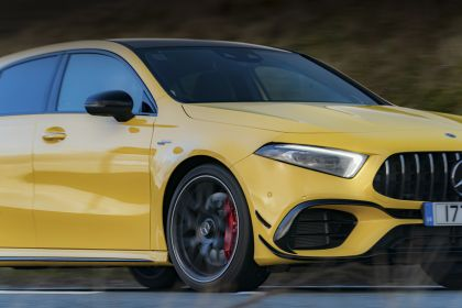 2020 Mercedes-AMG A 45 S 4Matic+ - UK version 43