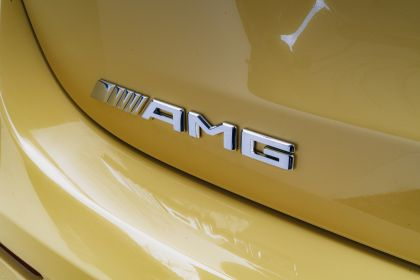 2020 Mercedes-AMG A 45 S 4Matic+ - UK version 48