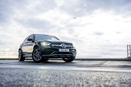 2020 Mercedes-Benz GLC 300 4Matic coupé - UK version 1