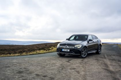 2020 Mercedes-Benz GLC 300 4Matic coupé - UK version 4