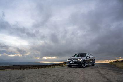 2020 Mercedes-Benz GLC 300 4Matic coupé - UK version 5