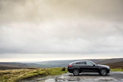 2020 Mercedes-Benz GLC 300 4Matic coupé - UK version 13