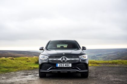 2020 Mercedes-Benz GLC 300 4Matic coupé - UK version 16