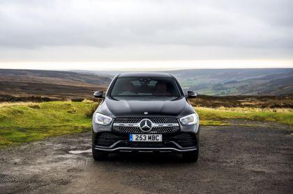 2020 Mercedes-Benz GLC 300 4Matic coupé - UK version 17