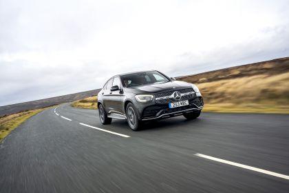 2020 Mercedes-Benz GLC 300 4Matic coupé - UK version 22