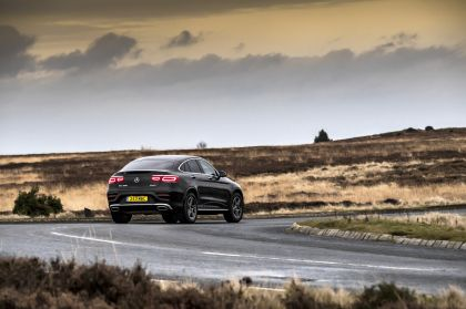 2020 Mercedes-Benz GLC 300 4Matic coupé - UK version 34