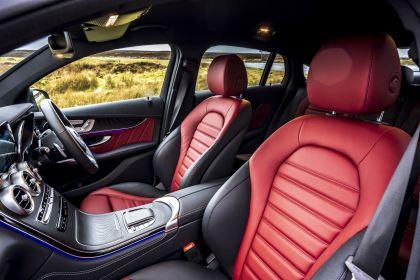 2020 Mercedes-Benz GLC 300 4Matic coupé - UK version 43