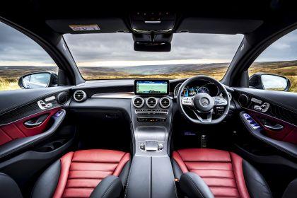 2020 Mercedes-Benz GLC 300 4Matic coupé - UK version 45