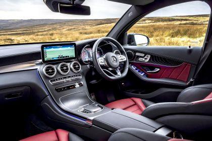 2020 Mercedes-Benz GLC 300 4Matic coupé - UK version 46