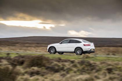 2020 Mercedes-AMG GLC 43 4Matic coupé - UK version 2