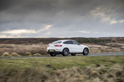 2020 Mercedes-AMG GLC 43 4Matic coupé - UK version 3