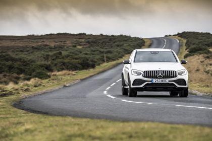 2020 Mercedes-AMG GLC 43 4Matic coupé - UK version 8