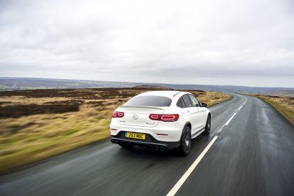 2020 Mercedes-AMG GLC 43 4Matic coupé - UK version 21