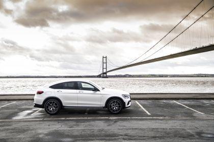 2020 Mercedes-AMG GLC 43 4Matic coupé - UK version 31