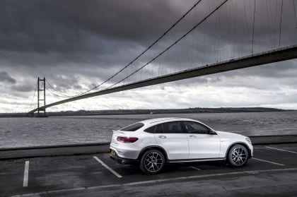 2020 Mercedes-AMG GLC 43 4Matic coupé - UK version 38
