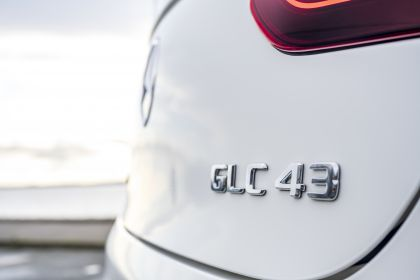 2020 Mercedes-AMG GLC 43 4Matic coupé - UK version 50