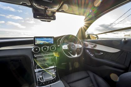 2020 Mercedes-AMG GLC 43 4Matic coupé - UK version 54