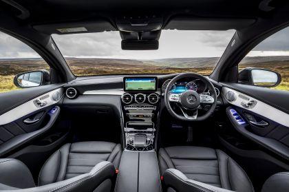 2020 Mercedes-AMG GLC 43 4Matic coupé - UK version 56