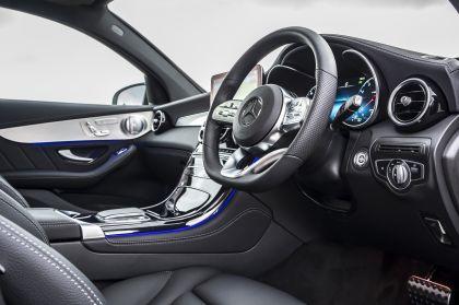 2020 Mercedes-AMG GLC 43 4Matic coupé - UK version 57
