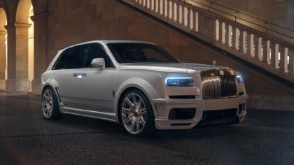 2020 Rolls-Royce Cullinan by Spofec 6