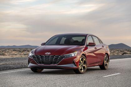 2021 Hyundai Elantra 8