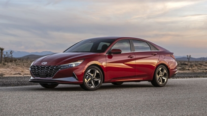 2021 Hyundai Elantra 6