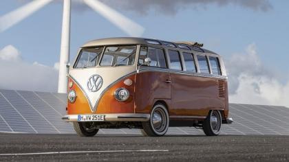 2020 Volkswagen e-Bulli concept 9